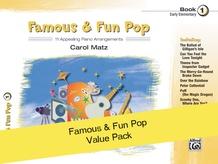 Famous & Fun Pop 1-5 (Value Pack)