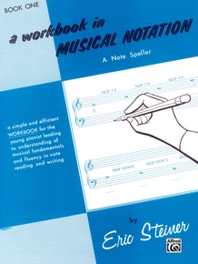 Workbook in Musical Notation, Book 1