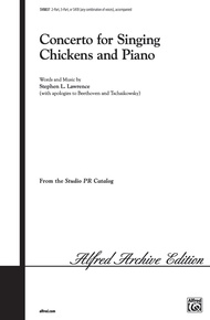 Concerto for Singing Chickens and Piano