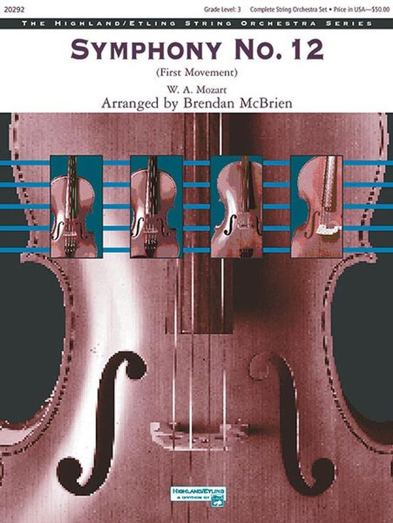 Symphony No. 12 (1st Movement)