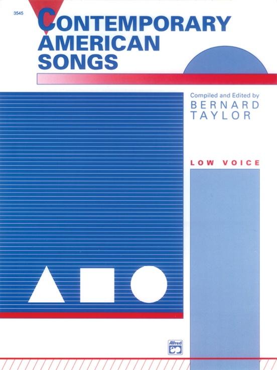 Contemporary American Songs