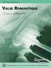 Valse Romantique