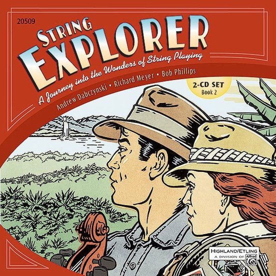 String Explorer, Book 2