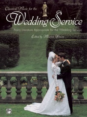 Classical Music for the Wedding Service