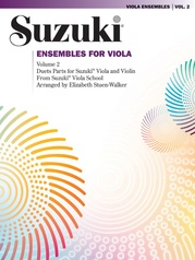 Ensembles for Viola, Volume 2