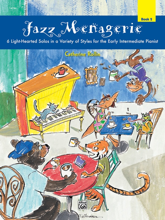 Jazz Menagerie, Book 2
