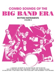 Combo Sounds of the Big Band Era, Volume 2