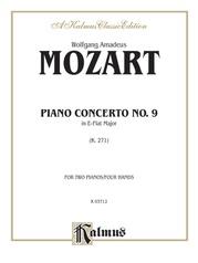Piano Concerto No. 9 in E-flat Major, K. 271