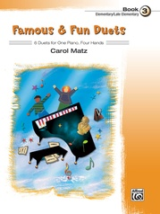 Famous & Fun Duets, Book 3