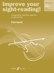 Improve Your Sight-Reading! Violin, Level 3 (New Edition)