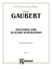 Nocturne and Allegro Scherzando