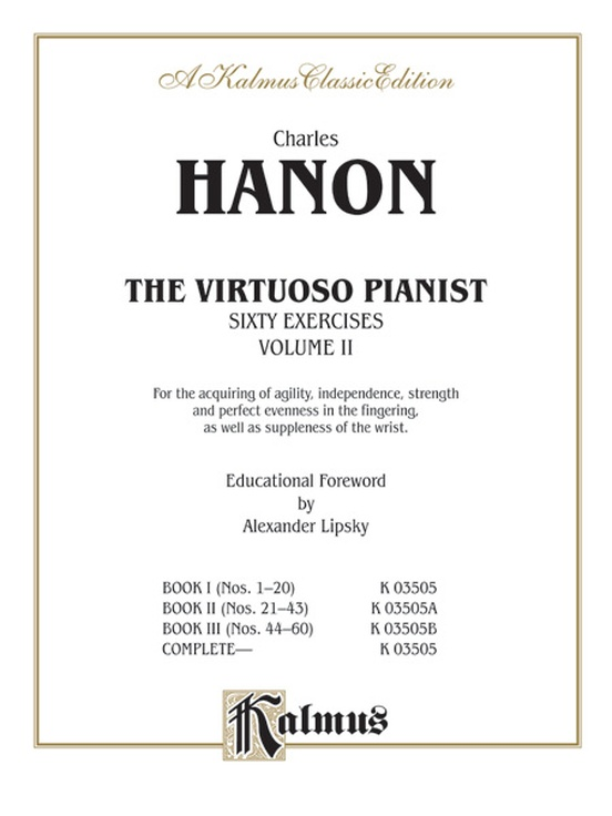 The Virtuoso Pianist, Volume II