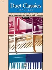 Duet Classics for Piano, Book 2