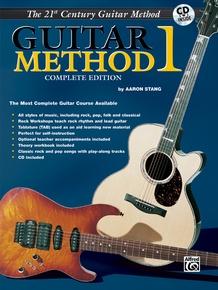 Belwin's 21st Century Guitar Method 1 Complete Edition