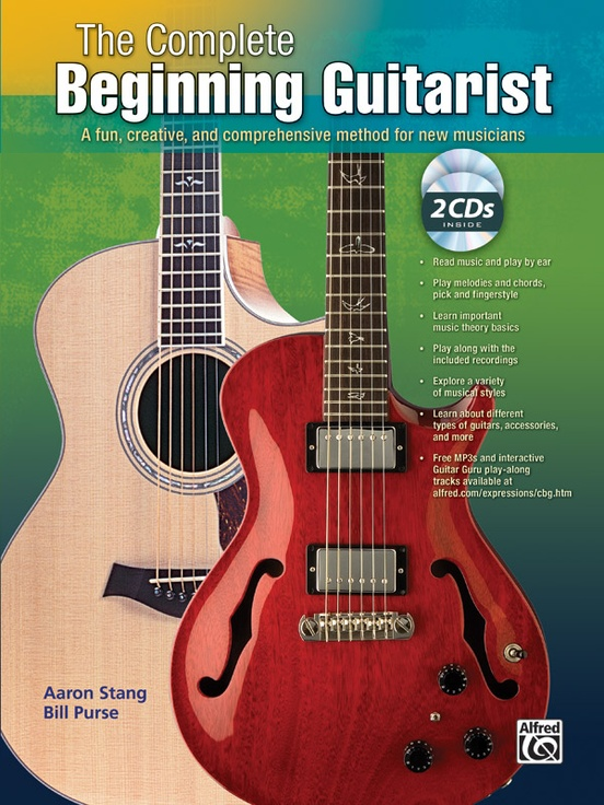 The Complete Beginning Guitarist