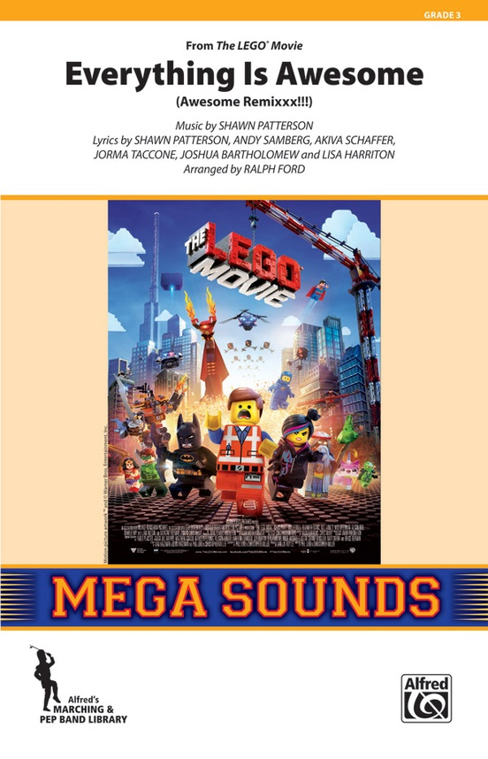 Everything Is Awesome (from The LEGO® Movie)