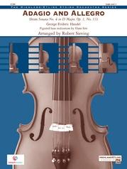 Adagio and Allegro (from Sonata No. 4 in D major, Opus 1, No. 13)