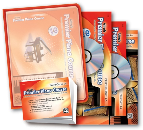Premier Piano Course, Success Kit 1A
