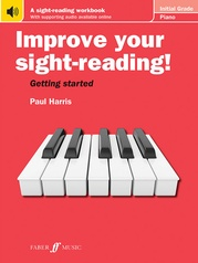 Improve Your Sight-Reading! Piano, Initial Grade