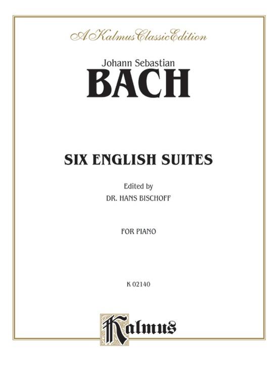 Six English Suites