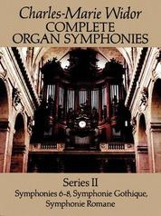 Complete Organ Symphonies, Series II