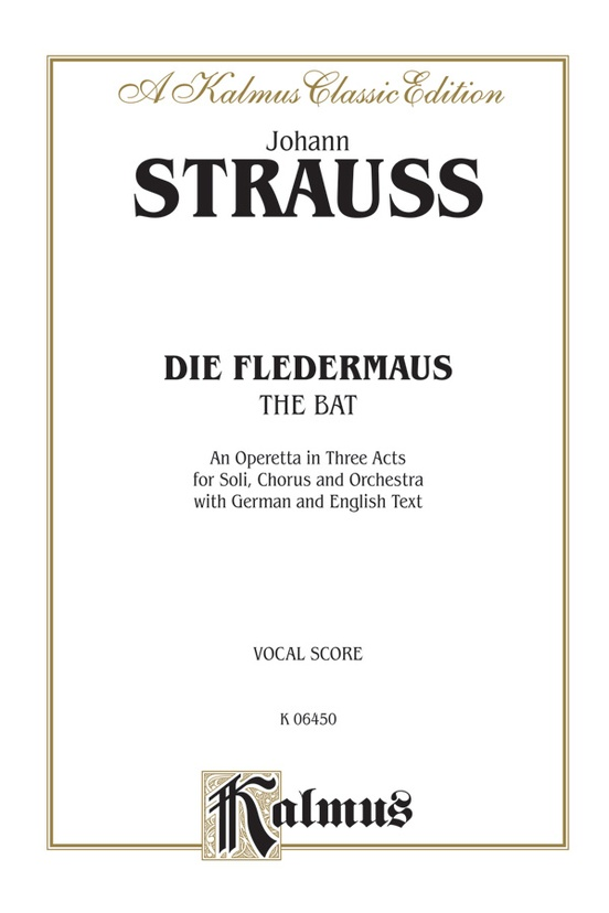 Die Fledermaus (The Bat)
