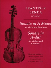 Sonata in A Major