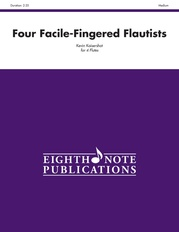 Four Facile-Fingered Flautists