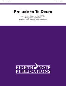 Prelude to Te Deum