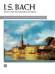 J. S. Bach, Selected Keyboard Works