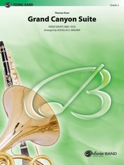 Grand Canyon Suite, Themes from