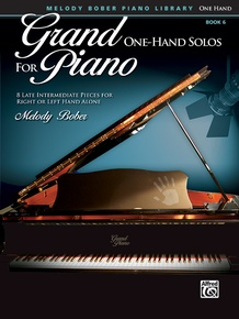 Grand One-Hand Solos for Piano, Book 6