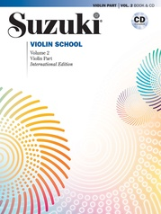 Suzuki Violin School, Volume 2