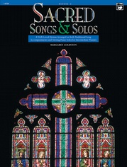 Sacred Songs and Solos, Book 1