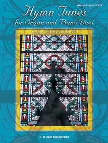 Hymn Tunes for Organ and Piano Duet