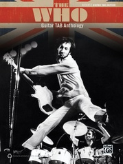 The Who: Guitar TAB Anthology