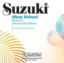 Suzuki Harp School CD, Volume 3