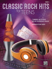 Classic Rock Hits for Teens, Book 3