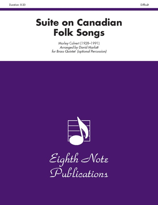 Suite on Canadian Folk Songs