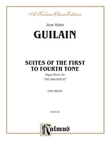 Suites of the 1st to 4th Tone