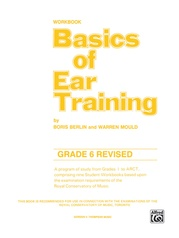 Basics of Ear Training, Grade 6