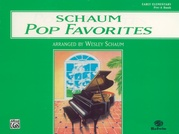 Schaum Pop Favorites, Pre-A: The Green Book