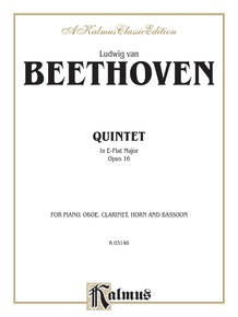Quintet, Opus 16