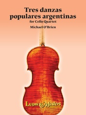Tres danzas populares Argentinas