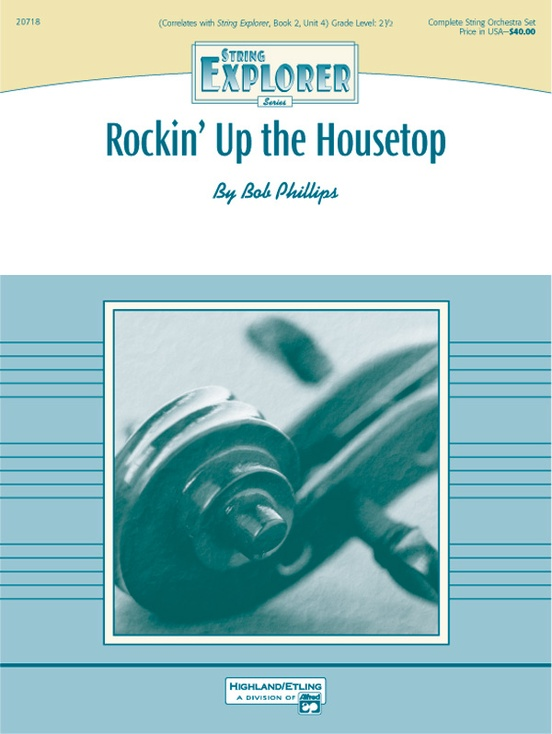 Rockin' Up the Housetop