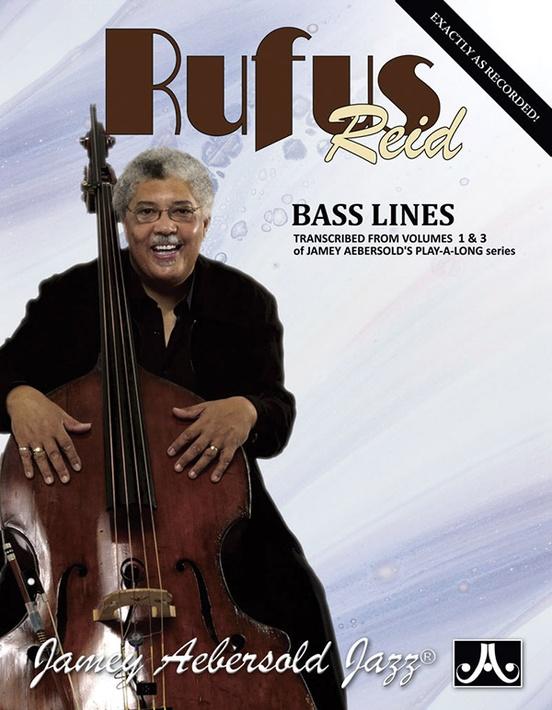 Rufus Reid Bass Lines