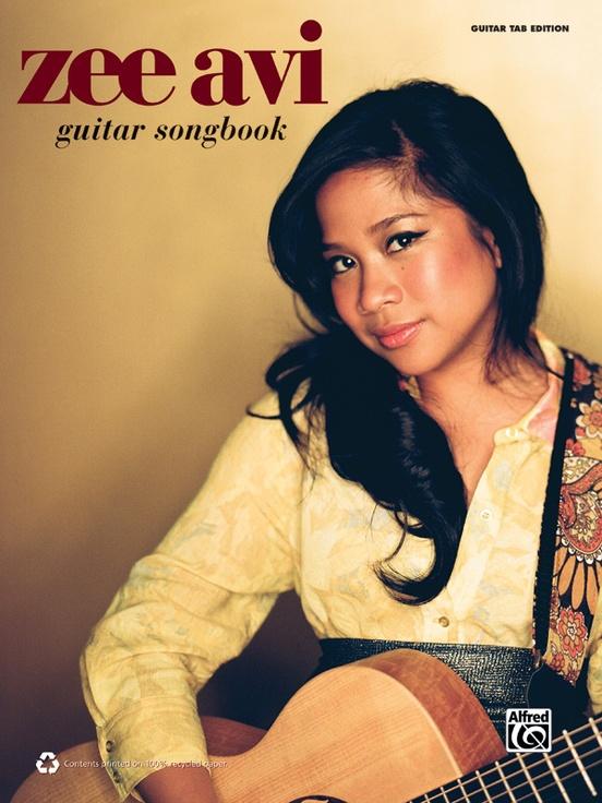 Zee Avi Guitar Songbook