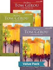 The Best of Tom Gerou Books 1-3 (Value Pack)