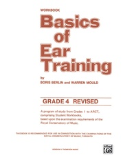 Basics of Ear Training, Grade 4