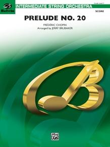 Prelude No. 20